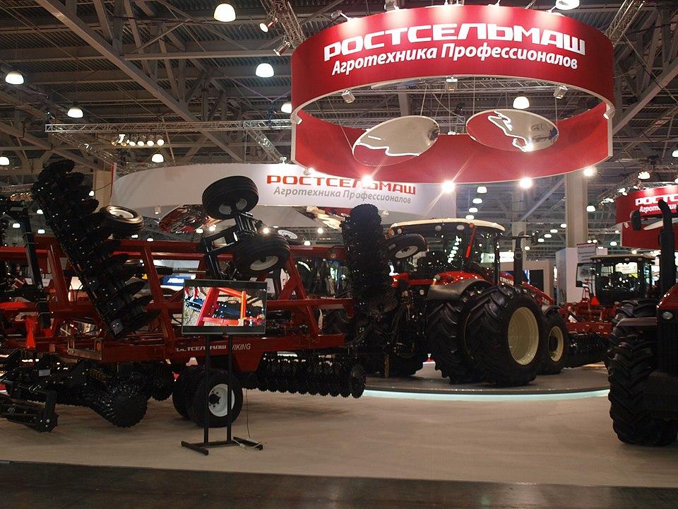 В Ростове-на-Дону на базе «Ростсельмаша» построят тракторный завод