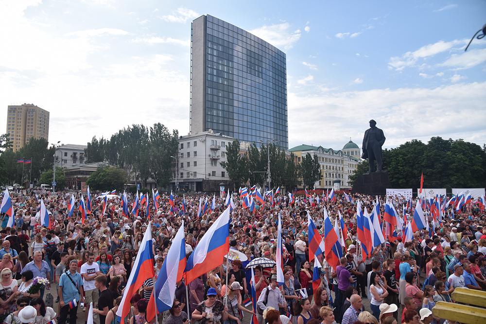 Андрей Пургин — об участии жителей ЛДНР в выборах в Госдуму